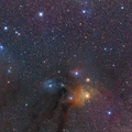 Antares - ρ Ophiuchi Cloud Complex