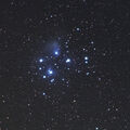 Pleiades from Tropic of Capricorn