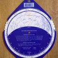 Gegenschein on a Planisphere