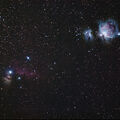 Orion Belt & Scabbard, Reprocessed