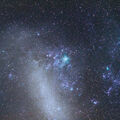 Large Magellanic Cloud - Reprocessed