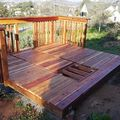 deck floor complete