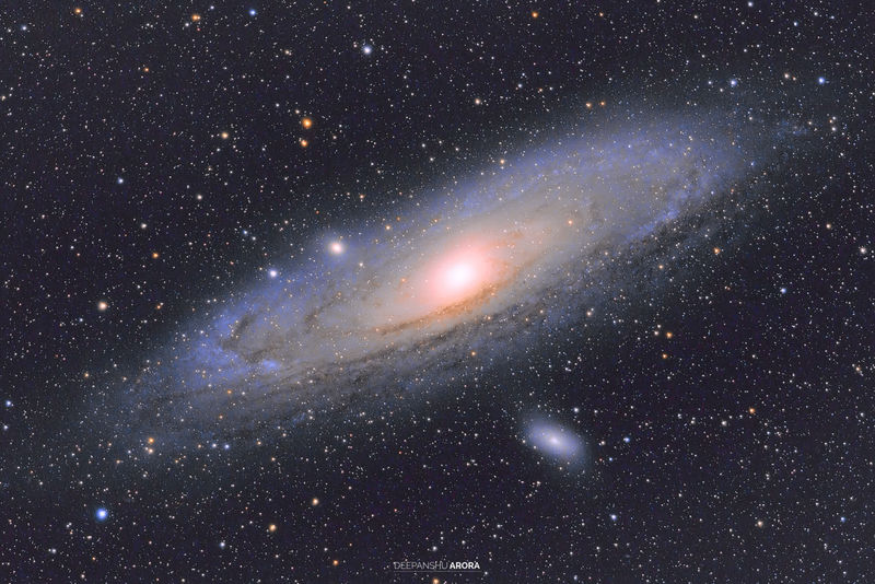 M31 (second attempt)