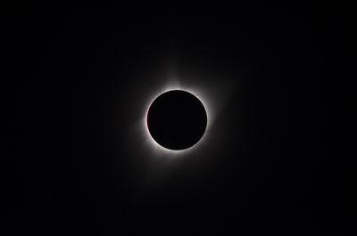 Clayton Idaho Total Eclipse 20170821