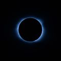 Solar eclipse totality Nikon D7100 with 300mm lens