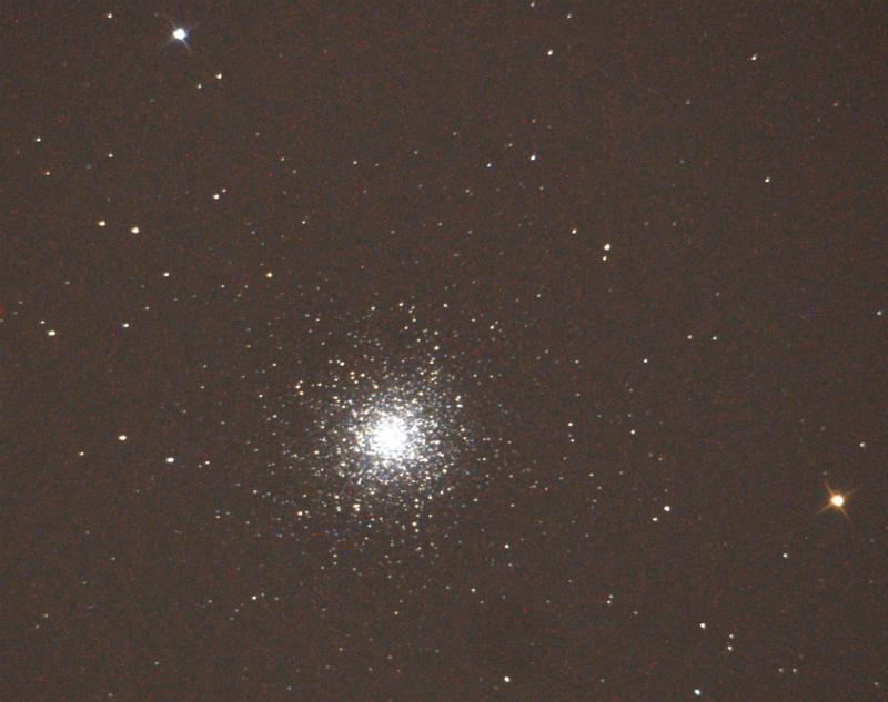 M13 Great Cluster in Hercules