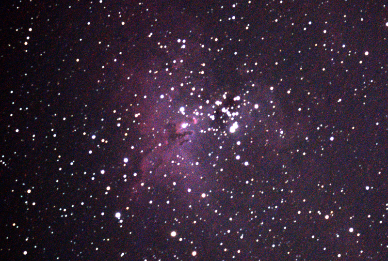 M16 The Eagle Nebula