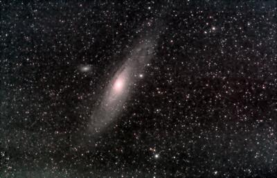 M31 evo50 18min 9subs 120sec Iso 800  DeNoiseAI Low light