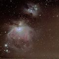 M42 20 30sec Iso 1600 And 3200