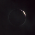 2017 Great American Eclipse - Diamond Ring