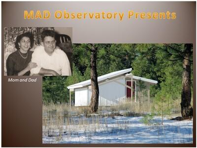 MAD Observatory
