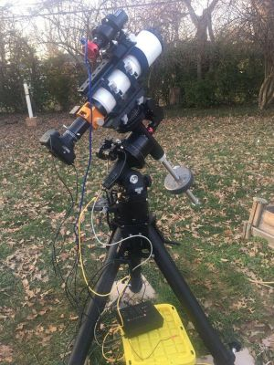 imaging setup