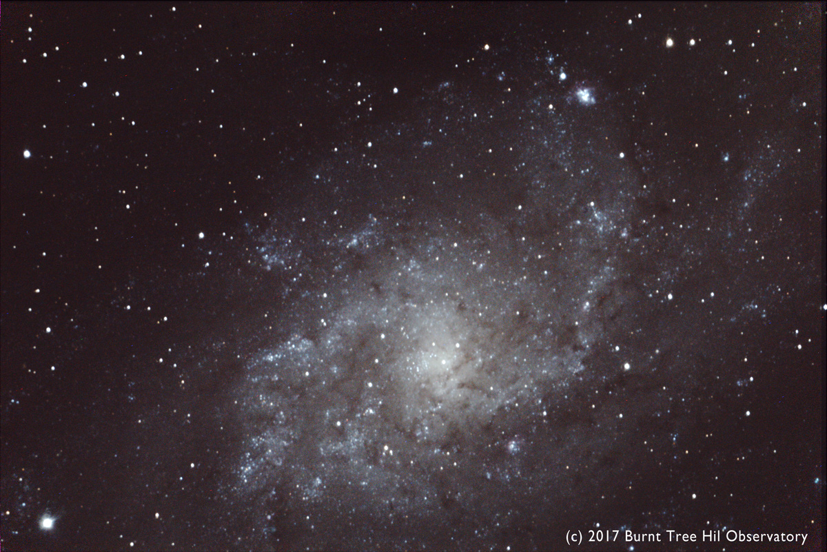 M33 with Canon 6D