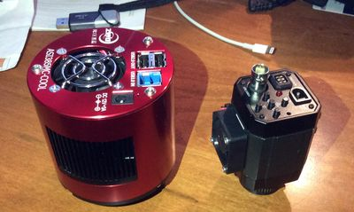 My 2 EAA Cameras