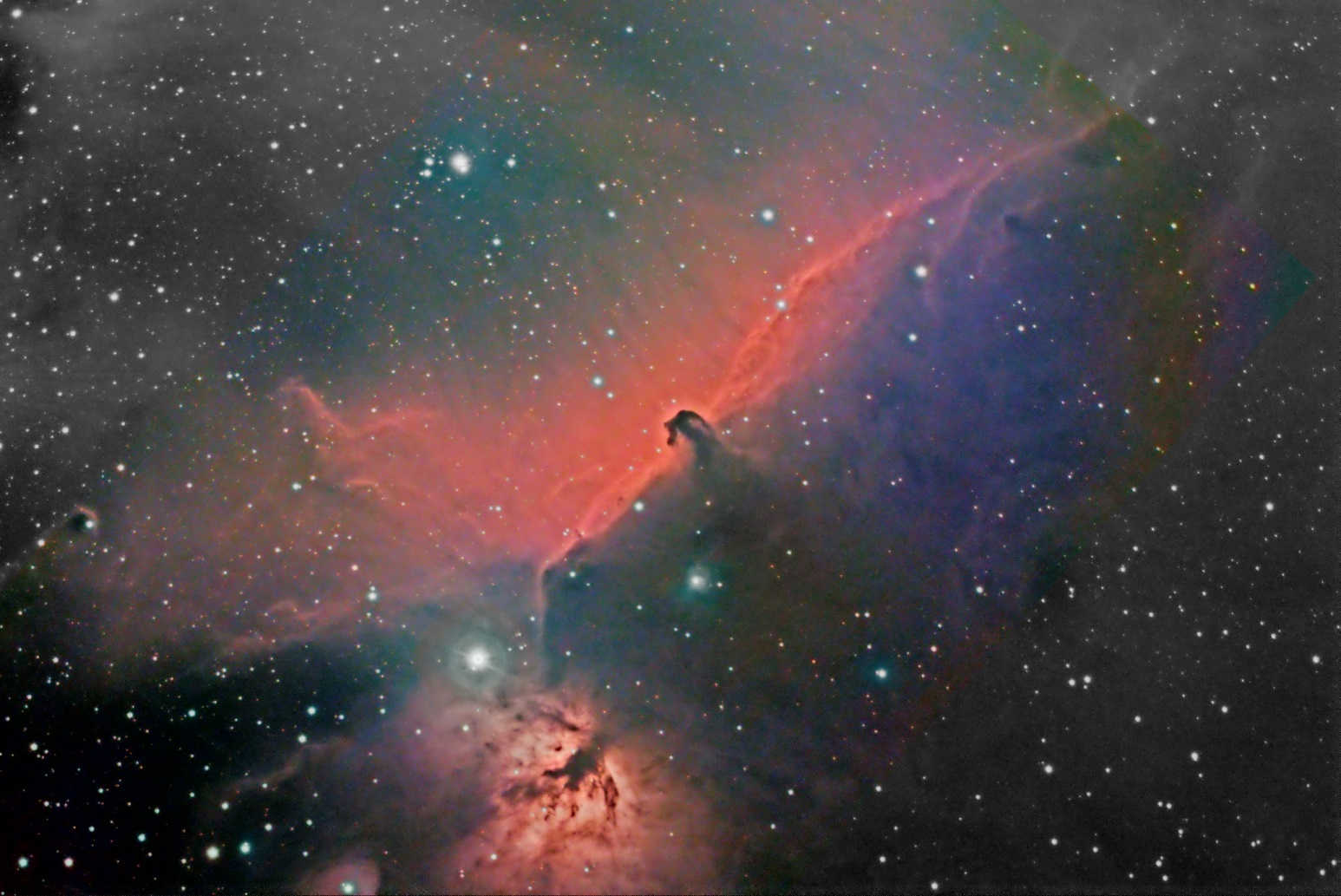 IC434 HaRGB small