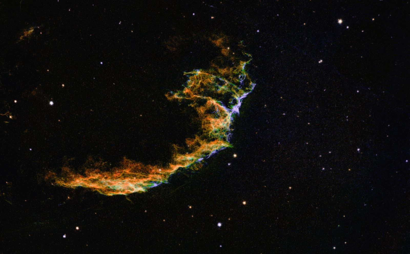 NGC6992 LRGB Combine DBE NR MT curves saturation star mask DBE2 V3