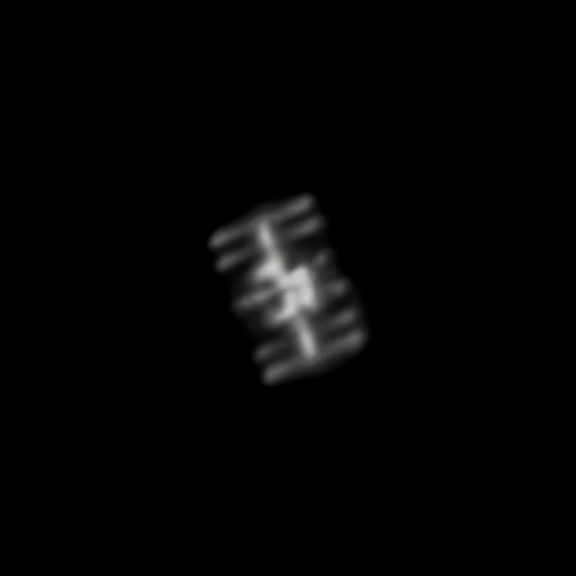 My first ISS
