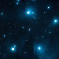 Pleiades or Seven Sisters (Messier 45 or M45)