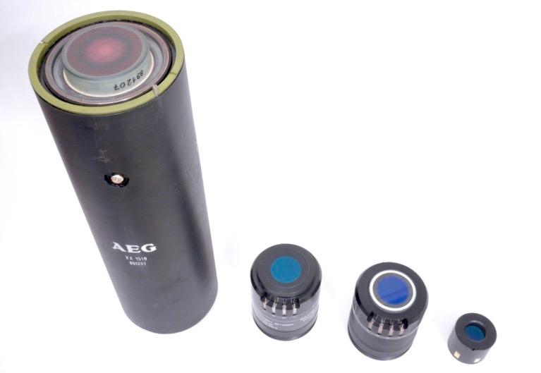 AEG 1510 40mm ES Focused Image Intensifier