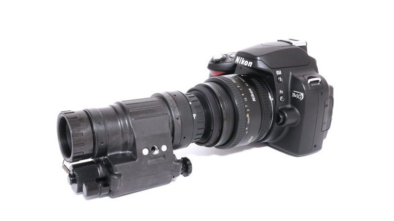 PVS-14 Eyepiece Camera Adapter