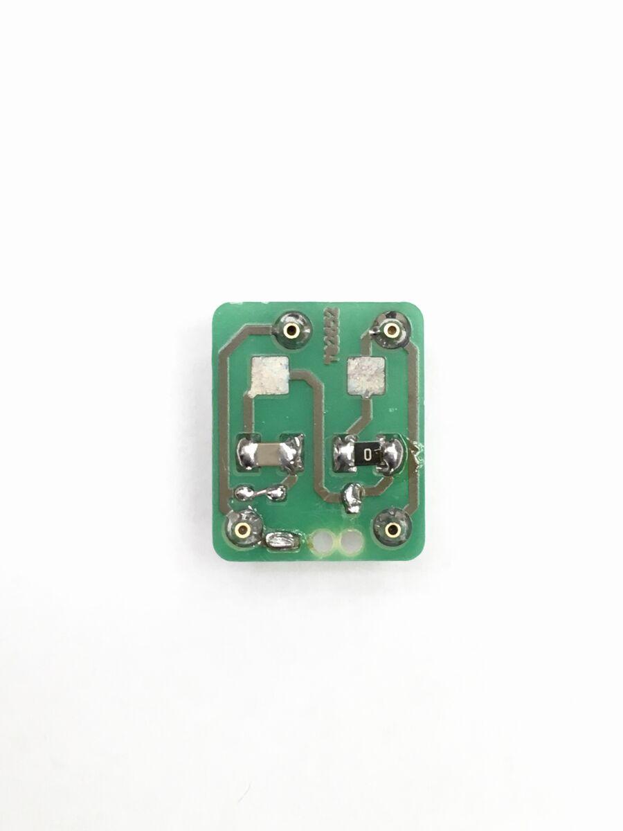 Photonis EGAC resistor board INTENS 4G