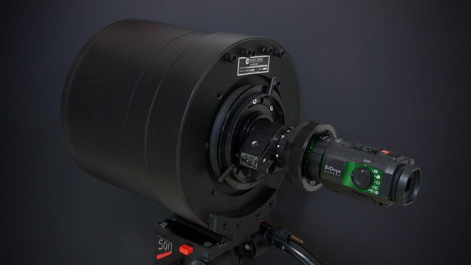 SiOnyx Aurora Star-Tron LR300