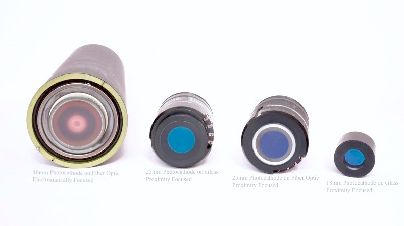40mm vs 25mm vs 18mm Image Intensifiers