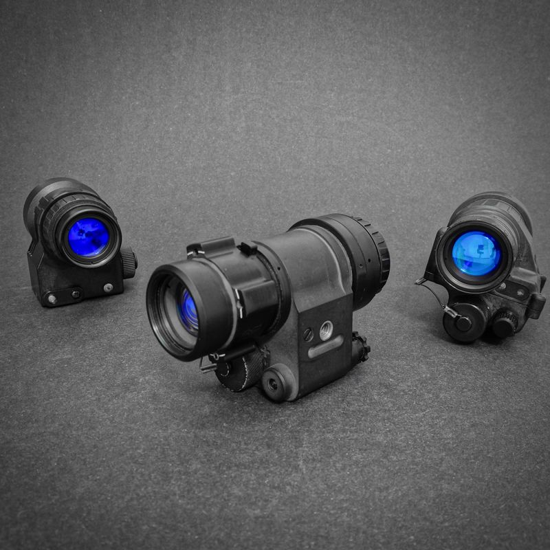 Night Vision Astronomy