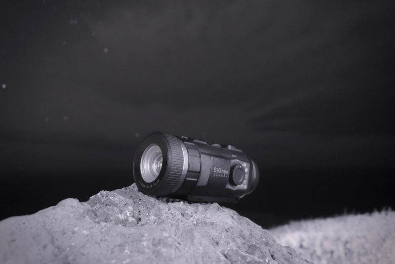 SiOnyx Aurora in IR with full spectrum J5