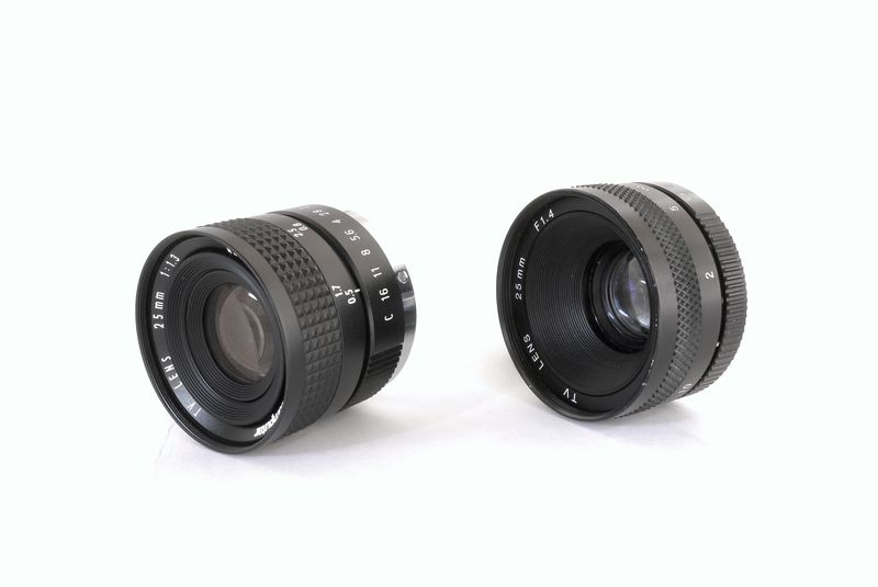 Micro And MOD-3 c-mount lenses