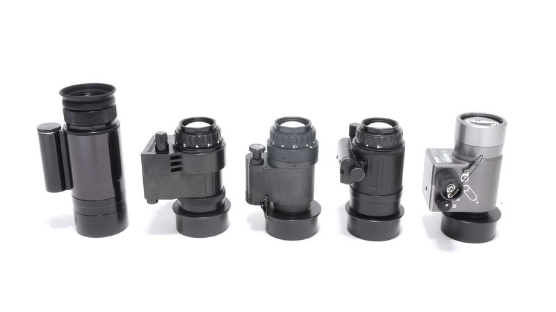 Eyepieces for Night Vision Astronomy