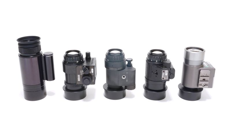 NV Eyepieces for Night Vision Astronomy