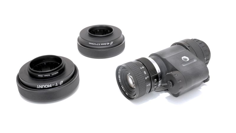 Afocal Adapter for NVD Micro Monocular