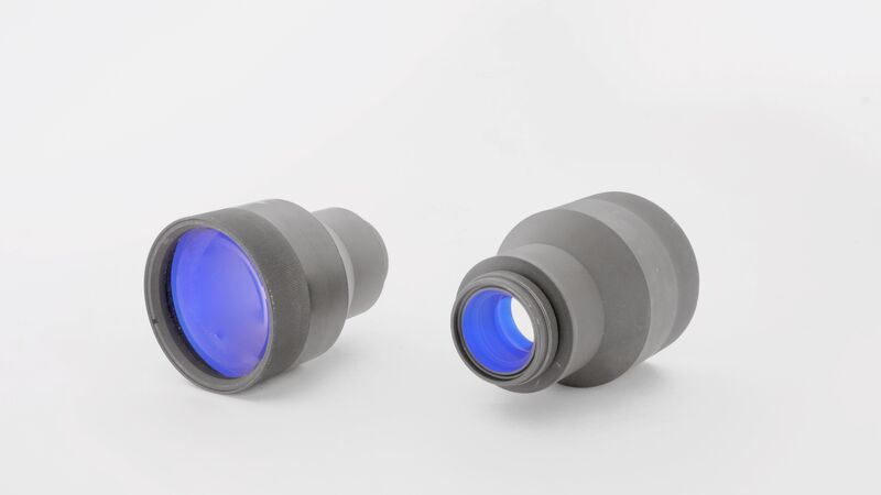Thales 2.5x Afocal Lenses
