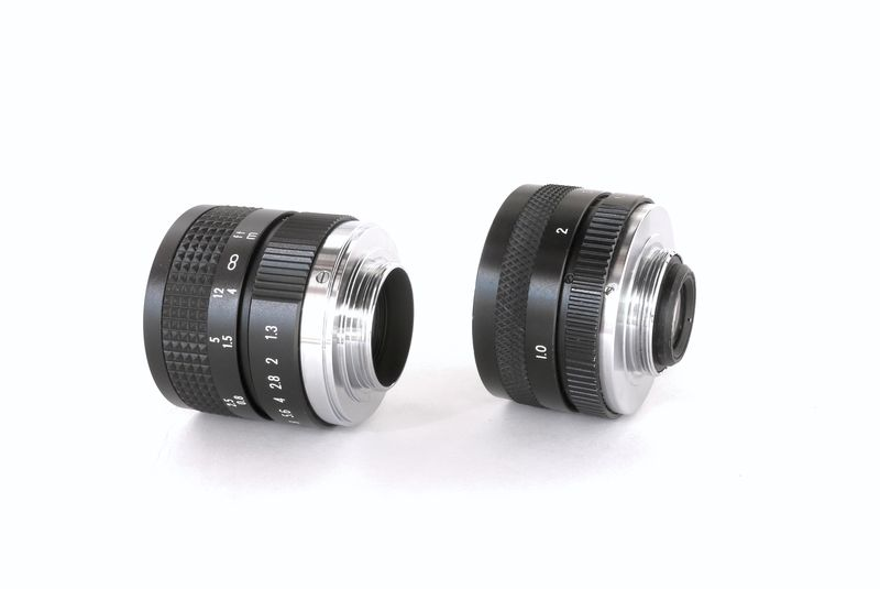 NCD Micro And MOD-3 c-mount lenses