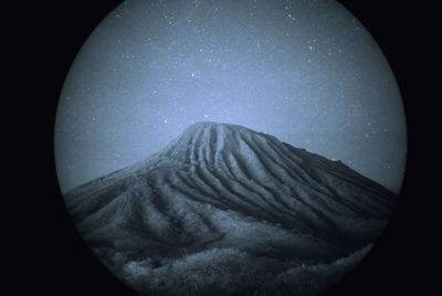 Koko Crater with L3 White Phosphor P45(W) Image Intensifier