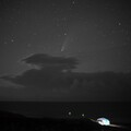 Comet NEOWISE from North Shore Oahu Hawaii July 23rd 2020