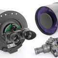 PVS-7 Wide Field Night Vision Astronomy