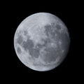2018 Super Moon a Day Early