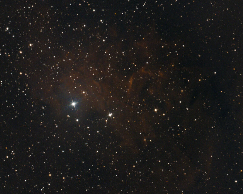 IC405 Heart Nebula