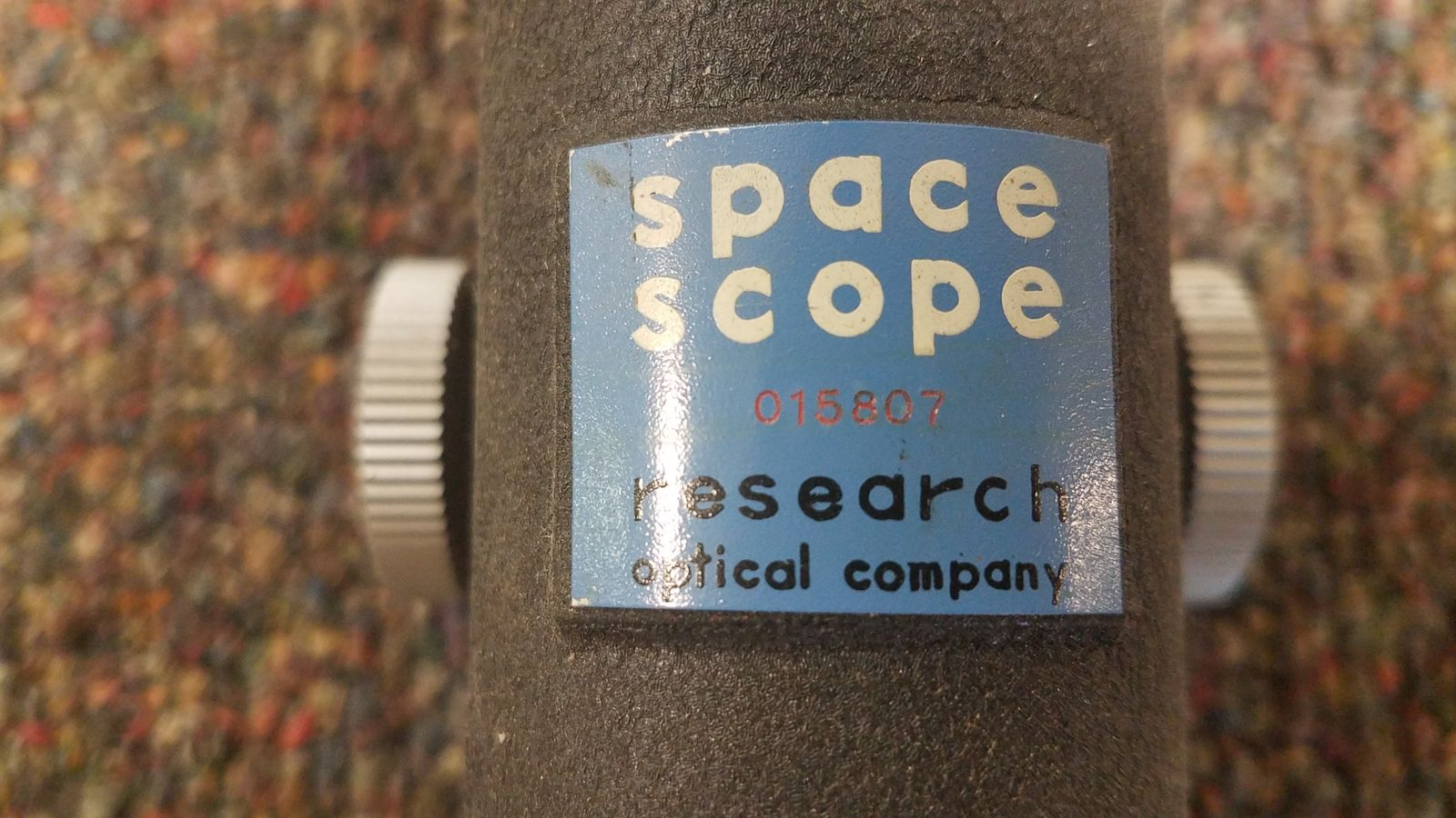 1   Space Scope   label
