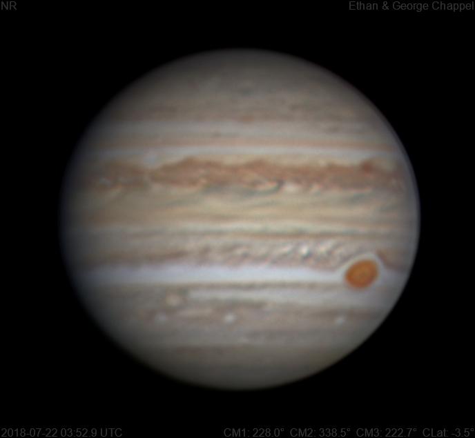 Jupiter   2018-07-22 3:52 UTC   RGB
