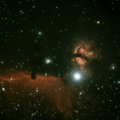 Horsehead Nebula Stack 38frames 608s processed