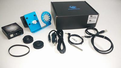 PegasusAstro products available in North America! Stepper motor