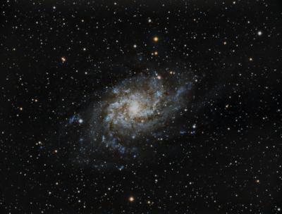M33 Reprocessed
