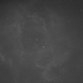 NGC2244 Rosette Nebula Light Ha 240sec