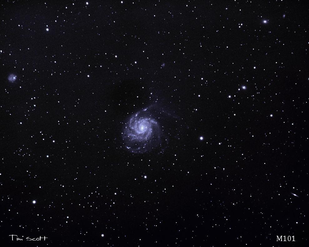 M101 Pinwheel