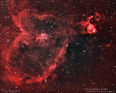 Heart Nebula 082218