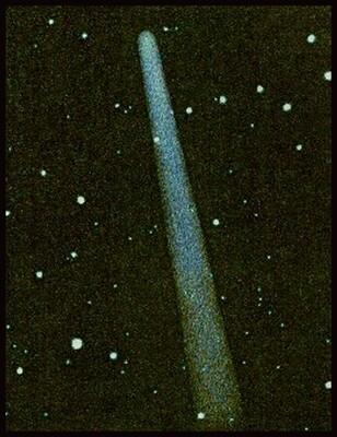 Comet Hyakutake Sketcher