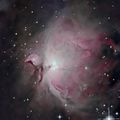 My final attempt of the season for Orion's Nebula